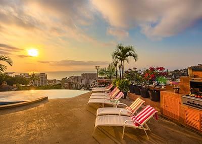 Luxury rental villa puerto vallarta casayvonneka 48