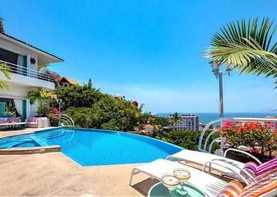 Luxury rental villa puerto vallarta casayvonneka 7