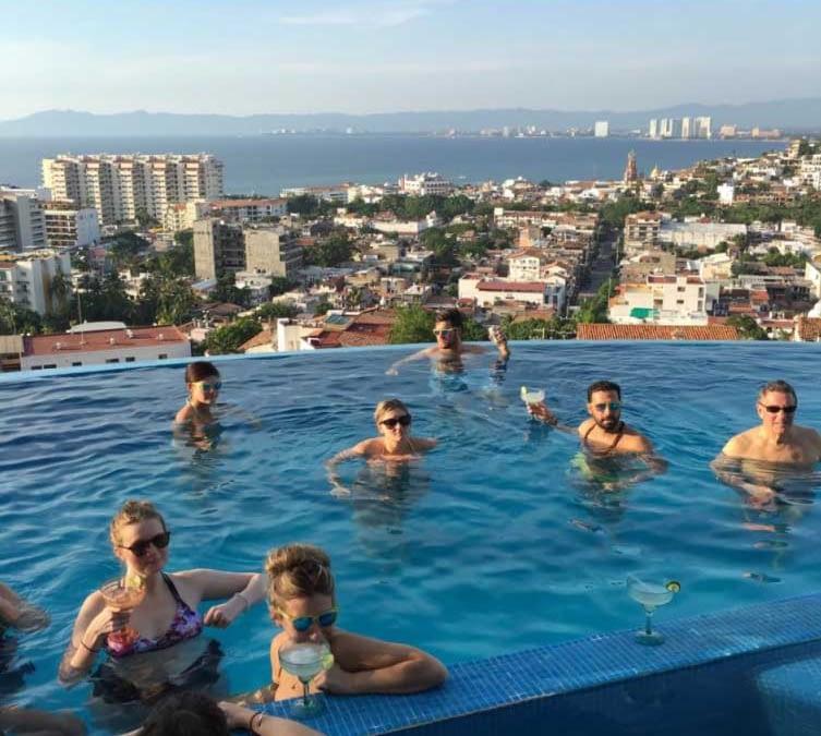 Vallarta Vacation: Happy New Years Folks!