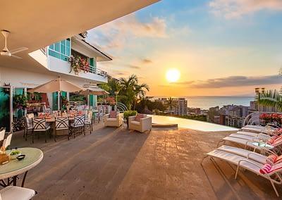 Luxury rental villa puerto vallarta casayvonneka 50