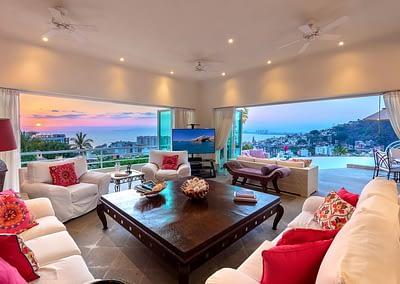 Luxury rental villa puerto vallarta casayvonneka 53