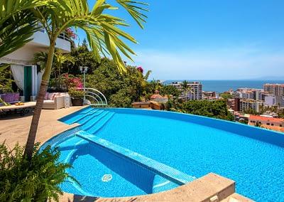 Luxury rental villa puerto vallarta casayvonneka 8