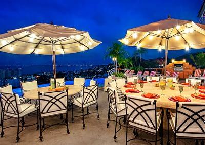Luxury rental villa puerto vallarta casayvonneka 43
