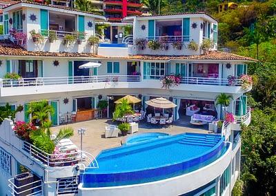 Luxury rental villa puerto vallarta casayvonneka 1