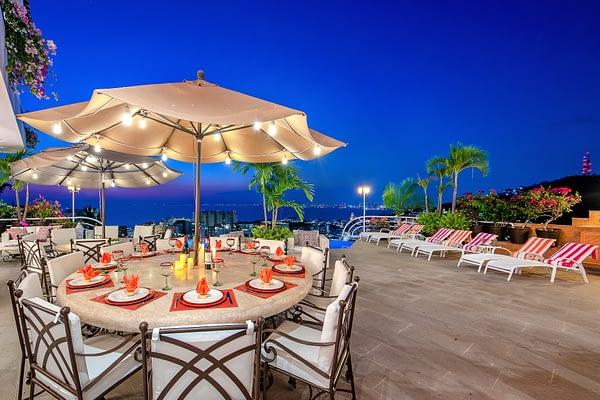Luxury rental villa puerto vallarta casayvonneka 58