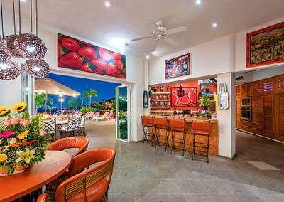 Luxury rental villa puerto vallarta casayvonneka 59