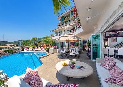 luxury rental villa casayvonneka puerto vallarta 3