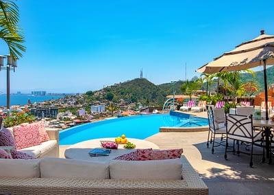Luxury rental villa puerto vallarta casayvonneka 5
