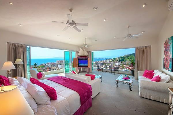 Luxury rental villa puerto vallarta casayvonneka 14