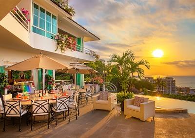 Luxury rental villa puerto vallarta casayvonneka 49