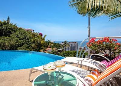 luxury rental villa casayvonneka puerto vallarta 2