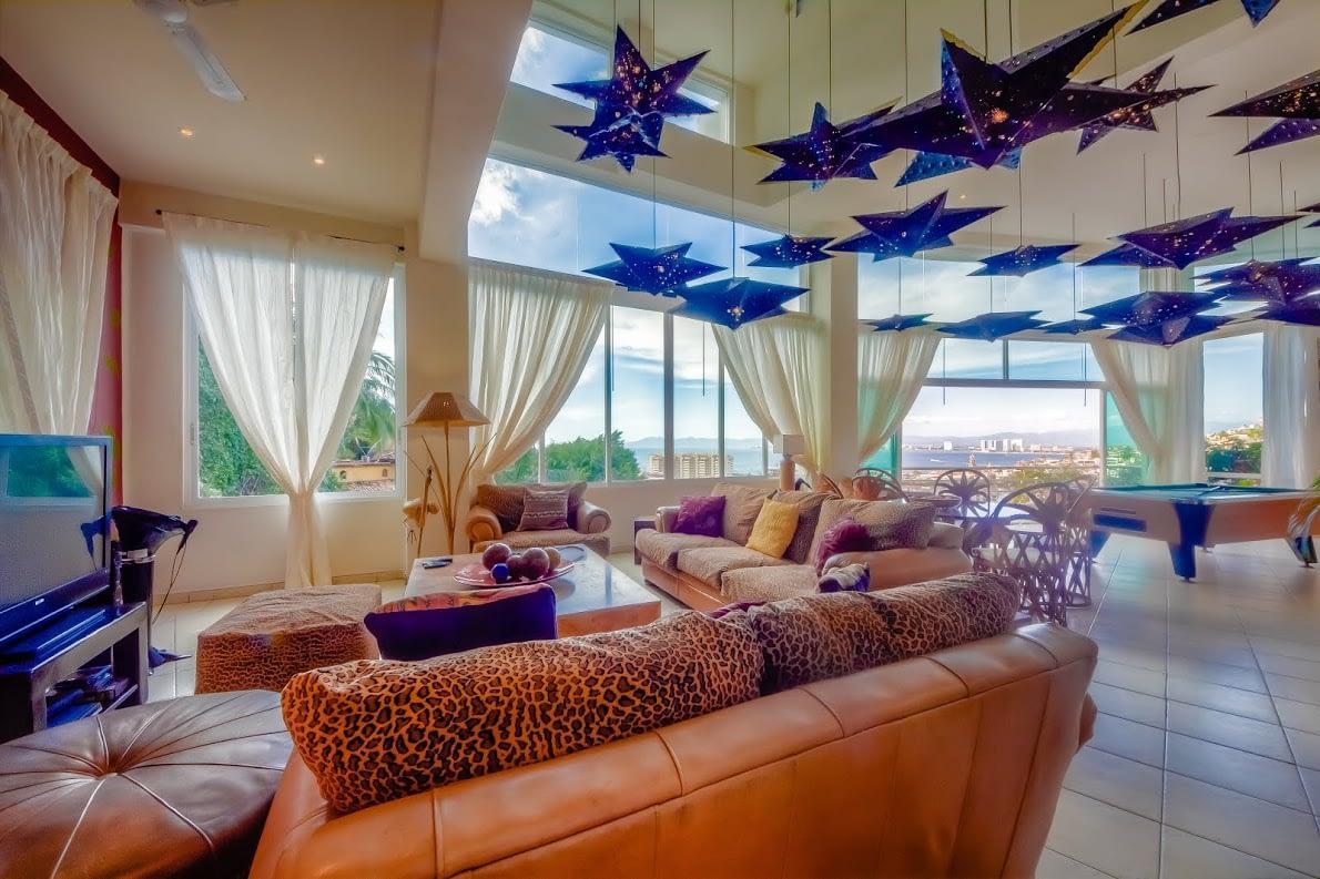 stargazer and playroom