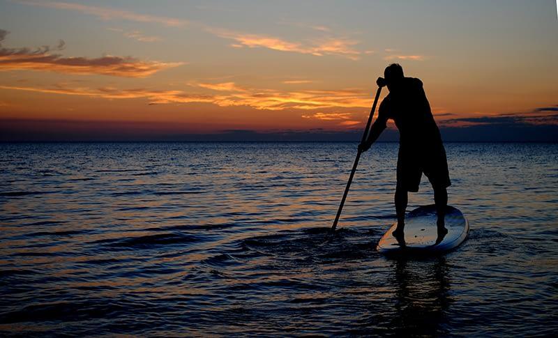 Vallarta Vacation: Paddle Boarding